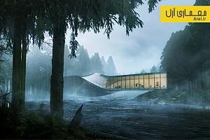 معماری و طراحی ساختمان موزه ای در نروژ توسط گروه BIG