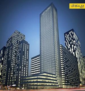 معماری کانسپچوآل: طراحی برج BIOS با الهام از گره ی چوبی عربی