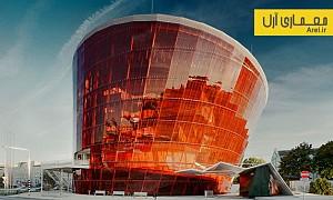 معماری و طراحی سالن کنسرت در شهر Latvia