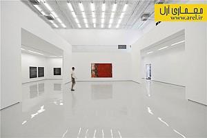 معماری و طراحی داخلی موزه هنرهای زیبا در پکن