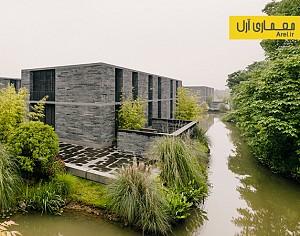 طراحی خانه های شناور بر روی آب