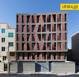 پروژه مسکونی کهریزک، طرح برگزیده بخش مسکونی جایزه معمار آسیا 2015