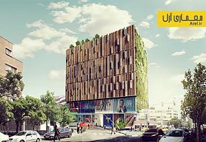 طراحی مجتمع تجاری/اداری زرتشت توسط گروه معماری Kamvari