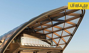 معرفی برندگان جایزه ی طراحی ساختمان های چوبی در  انگلیس