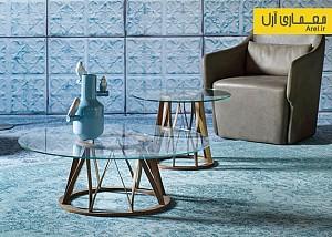 طراحی میز ACCO،  با طرحی ظریف اما مستحکم