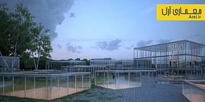 معماری و طراحی موزه ی معماری و عکاسی
