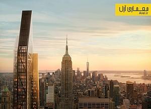 معماری و طراحی آسمان خراش 53W53 در نیویورک
