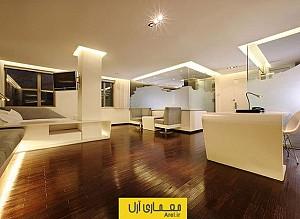 نورپردازی در طراحی داخلی فضا با استفاده از نور مخفی