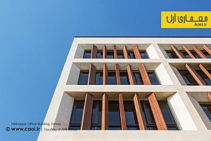 ساختمان اداری نیک بسپار، رتبه دوم بخش عمومی جایزه معمار 94