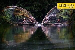 دیافراگم: تصاویری مبهوت کننده از کشور ویتنام