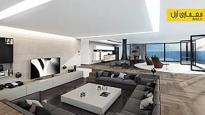 4 واحد مسکونی با طراحی داخلی به سبک های متفاوت