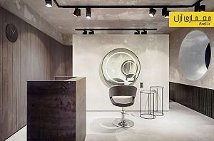 طراحی داخلی آرایشگاه و سالن زیبایی Numero Uno