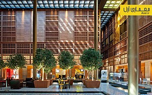 معماری و طراحی بازار مرکزی الدار توسط نورمن فاستر
