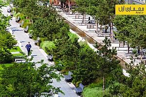 معماری منظر: طراحی پارک  Eastside