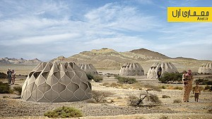 معماری و طراحی پناهگاههای پارچه ای برای آوارگان