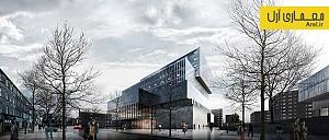 معماری و طراحی کتابخانه ی Varna