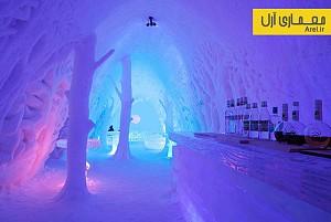 معرفی 10 هتل یخی معروف دنیا با معماری شگفت آور: قسمت اول