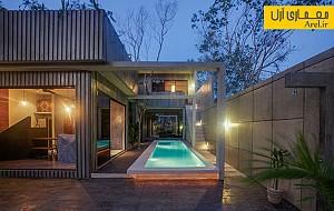 معماری داخلی خانه توسط استودیو طراحی Arquitectos