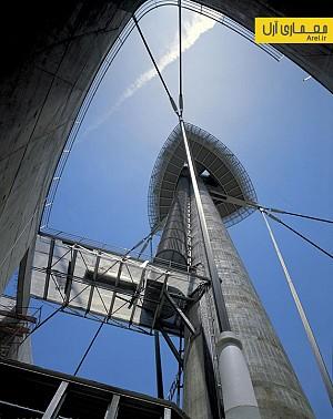 معماری و طراحی برج مخابراتی Terre de collserola توسط نورمن فاستر