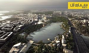 معماری منظر: طراحی پارکی برای نجات خلیج Toolonlahti از نابودی