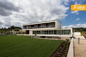 معماری و طراحی داخلی خانه P.L