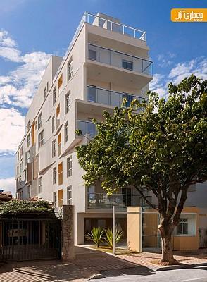 معماری ساختمان مسکونی VDA