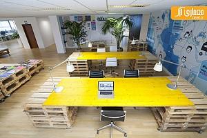طراحی و دکوراسیون داخلی دفتر اداری Archilovers