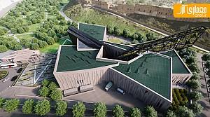طراحی موزه ی اربیل عراق توسط دنیل لیبسکیند