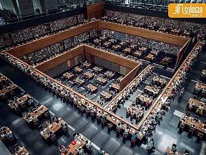 25 کتابخانه زیبای جهان