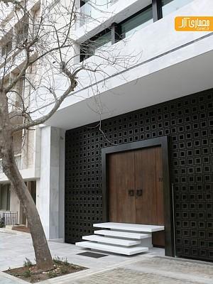 بررسی نمونه های طراحی درب های مدرن