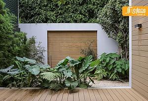 معماری و طراحی داخلی خانه سبز در مکزیک
