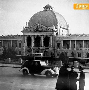 معماری نئوکلاسیک در دوره پهلوی اول: قسمت اول
