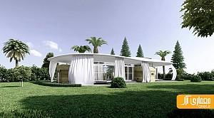 طراحی محل سکونت و آتلیه پایدار توسط Philippe Barriere