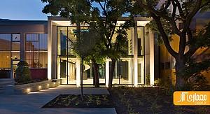 معماری و طراحی داخلی یک نمونه فضای آموزشی