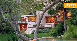 معماری خانه کنیون توسط معمار برتر استیون ارلیج