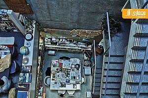 نگاهی به دفترمعماری تادائو آندو - اوزاکا