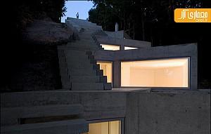 طراحی خانه ویلایی تولو
