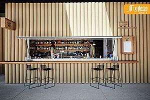 طراحی داخلی خلاقانه کافی شاپ و رستوران