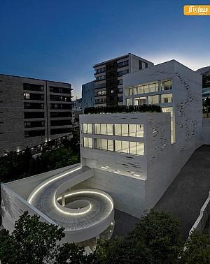 ساختمان مسکونی روزَن، رتبه اول جایزه معمار 95