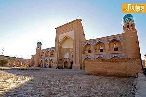 کاخ توشهُولی (Tosh-hovli) ازبکستان