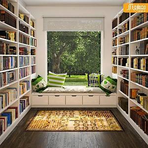 ایده های طراحی فضای مطالعه خانگی!