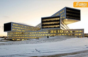 نگاهی بر معماری نروژ!