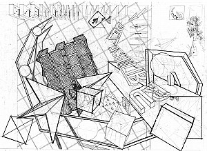 عناصر طراحی: خط و تأثیرگذاری آن در طراحی