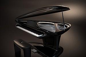 طراحی پیانو صدف، ساختار و مفهوم جدید آلات موسیقی