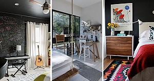 6 ایده طراحی اتاق خواب مخصوص دختران نوجوان