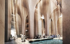 طراحی هتل لوکس در مکه توسط نورمن فاستر و همکارانش