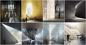 10 طرح منتخب برای  یادبود هولوکاست  در لندن