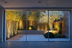 45 نمونه طراحی لنداسکیپ و فضای سبز