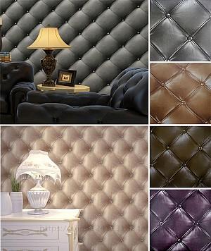 دیوارهایی زیبا با پوششی لاکچری