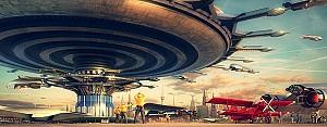 معماری و شهرسازی آینده از نگاه هنرمند روس